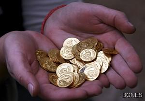 От древни времена хората търсят злато