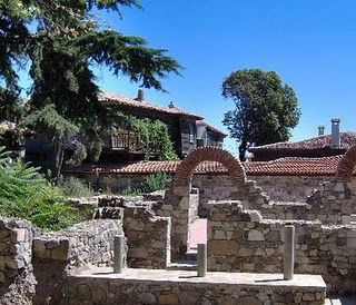 Созопол - Apollonia Pontica (обл. Бургас)